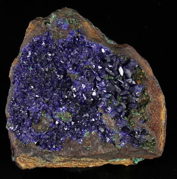 Azurite from Morenci Mine, Greenlee Co., Arizona [db_pics/pics/azurite6a.jpg]