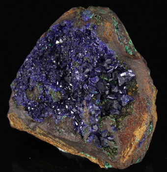 Azurite from Morenci Mine, Greenlee Co., Arizona [db_pics/pics/azurite6b.jpg]