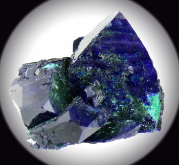 Azurite w/ Malachite from Milpillas Mine, Sonora, Mexico [db_pics/pics/azurite7c.jpg]