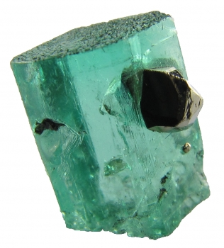 Beryl var. Emerald with Pyrite from Muzo Mine, Muzo, Vasquez-Yacopí Mining District, Boyacá Department, Colombia [db_pics/pics/emerald2a.jpg]