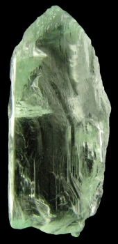 Spodumene var. Hiddenite from Chia Mine, Sao Jose Da Safira, Minas Gerais, Brazil [db_pics/pics/hiddenite1b.jpg]