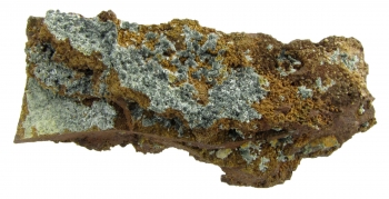 Kottigite on Limonite from Ojuela Mine, Mapimi, Durango, Mexico [db_pics/pics/kott1b.jpg]