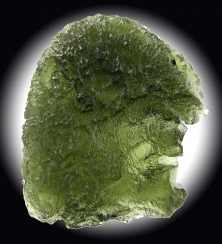 Moldavite from Chlum, Moldau River valley, Czech Republic [db_pics/pics/moldavite6b.jpg]