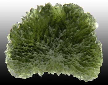 Moldavite from Chlum, Moldau River valley, Czech Republic [db_pics/pics/moldavite8b.jpg]