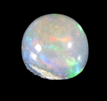 Opal: Rough and Cut from Shoa Province, Ethiopia [db_pics/pics/opal2c.jpg]