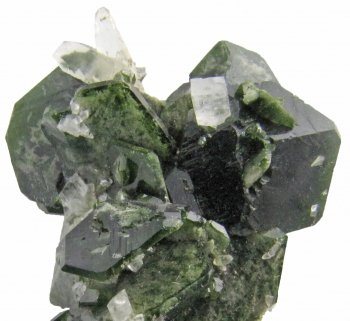 Tourmaline var. Uvite with Magnesite and Quartz from Brumado, Bahia, Northeast Region, Brazil [db_pics/pics/tourm7b.jpg]
