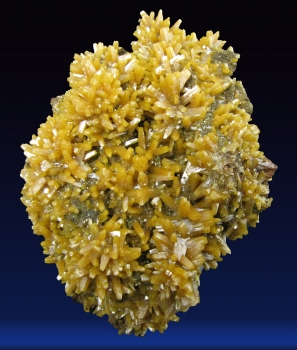 Wulfenite with Mimetite on Limonite from Ojuela Mine, Mapimi, Durango, Mexico [db_pics/pics/wulfenite2b.jpg]