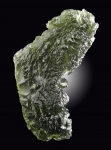Tektite Var. Moldavite from Chlum, Maldau River Valley, Czech Republic [MOLDAVITE11]