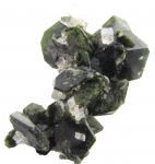 Tourmaline var. Uvite with Magnesite and Quartz from Brumado, Bahia, Northeast Region, Brazil [TOURM7]