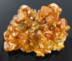 Wulfenite from Wulfenite from Villa Ahumada, Sierra de Los Lamentos, Chihuahua, Mexico [WULFENITE3]